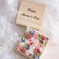 mother's day gift *flower box*