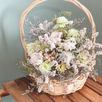 mini bouquet *garden green *
