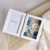 photo frame *pure white*