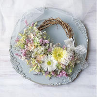 interior wreath *flower garden*