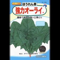 強力オーライ法蓮草 / 送料込 種セット 20g ギフト