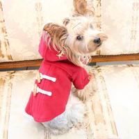 ROPE' PICNIC(ロペピクニック) ダッフルパーカー 小型犬 送料無料
