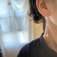 yureru shiro (pierce &earring)