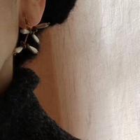 宿り木の耳飾り