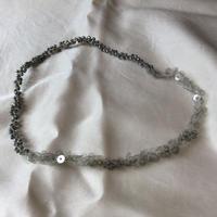 grey  choker&bracelet[再販]