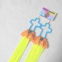 JellyfishCross Pierce☆orange