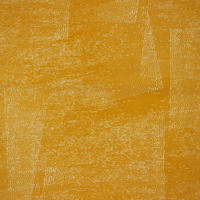 MODA  FRAGILE  stamped/mustard 110㎝幅  10cm単位