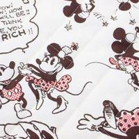 ミッキーマウス シーチング 【10cmあたり】