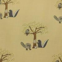 MODA   HUSHABYE HOLLOW   skunk/twinkle 110㎝幅  10cm単位