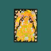 Christmas Postcard  クリスマスカード / Kyle Stecker
