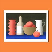 A3 RISO Poster  by  Asuka Watanabe_A / 渡辺明日香