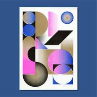 A3 RISO Poster  by  Asuka Watanabe_B / 渡辺明日香