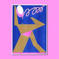A3 RISO Poster_ A    by  Shun Sasaki / 佐々木俊
