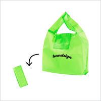 shopping bag(ライトグリーン)