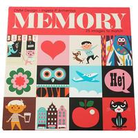 OMM-design メモリーゲームスクエア 北欧デザインのカードゲーム・神経衰弱