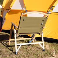 Hilander Wood Frame Chair Fabric Kit