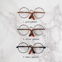 ジョンの丸眼鏡