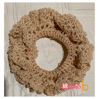 編み編みフリフリシュシュ