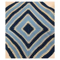 多目的編み編みマルチカバー