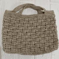編み編み便利バック