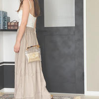 washer maxi skirt