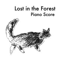 「Lost in the Forest」ピアノ譜
