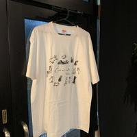 たまごとおはぎオリジナルTシャツ(いっぱいver)