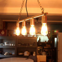 WORK LIGHT CEILING by 4BULB (電球あり)