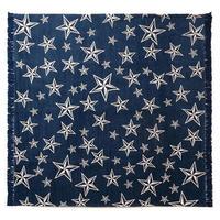 STAR FRINGE RUG 200×200