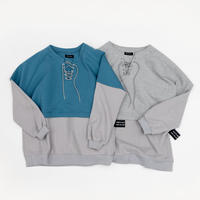 Laceup Pullover【5月下旬より順次発送】