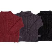 Low-Gauge Knit【11月下旬より順次発送】