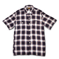 OLD MAN S/S SHIRT NAVY