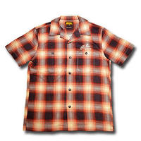 SOUTH S/S CHECK SHIRT RED