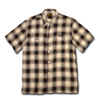 OLD MAN S/S SHIRT BROWN