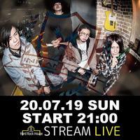 【INKANADELI】SUPPORT TICKET 7/19(SUN) 21:00スタート!