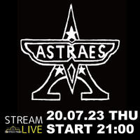 【ASTRAES】SUPPORT TICKET 7/23(THU) 21:00スタート!