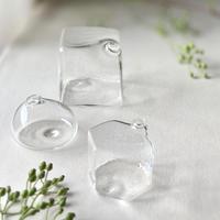 一輪挿し「Ice cube vase」 平井宏明