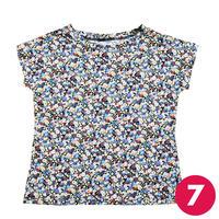 【7号】フレンチスリーブTシャツA3 PDF型紙