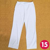 【15号】切り替えポケット付きストレートパンツの作り方