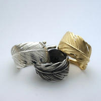 【予約】HARIM FEATHER RING 2【GP】
