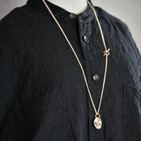 【予約】MIRAH N103 GP water TOP necklace GP