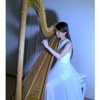 【楽譜】白鳥/サンサーンス(グランドハープ用)Swan/Saint-Sance(Grand Harp)