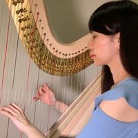 【楽譜】ヘンデル/ハープ協奏曲一楽章(レバーハープ)Haendel Harp Concerto 1st mov.(Lever Harp)