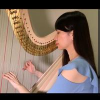 【楽譜】ヘンデル/ハープ協奏曲一楽章(グランドハープ)Haendel Harp Concerto 1st mov.(Grand Harp)