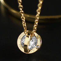 ネックレス メンズ レディース ブラックダイヤモンド ザニポロタルツィーニ別注 ネックレス 2239