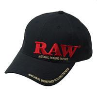 RAW ブラックキャップ 帽子 フリーサイズ