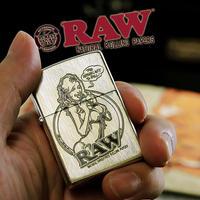 RAW × Rockin'Jelly Bean  zippo ジッポ ライター