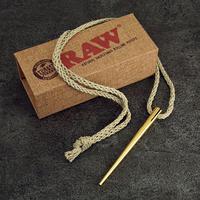 RAW ゴールドポーカー ネックレス