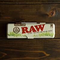 RAW メタルケース オーガニック キングサイズスリム
