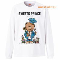 2月16日 イベント用 sweets prince ロンT